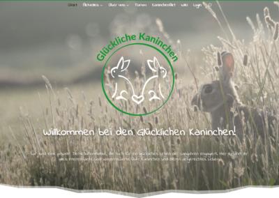 Bild von neuer Webseite