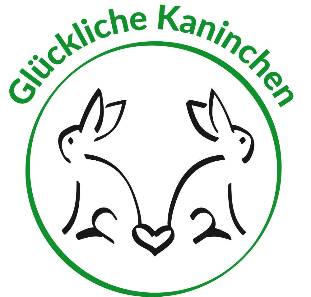 Logo Glückliche Kaninchen